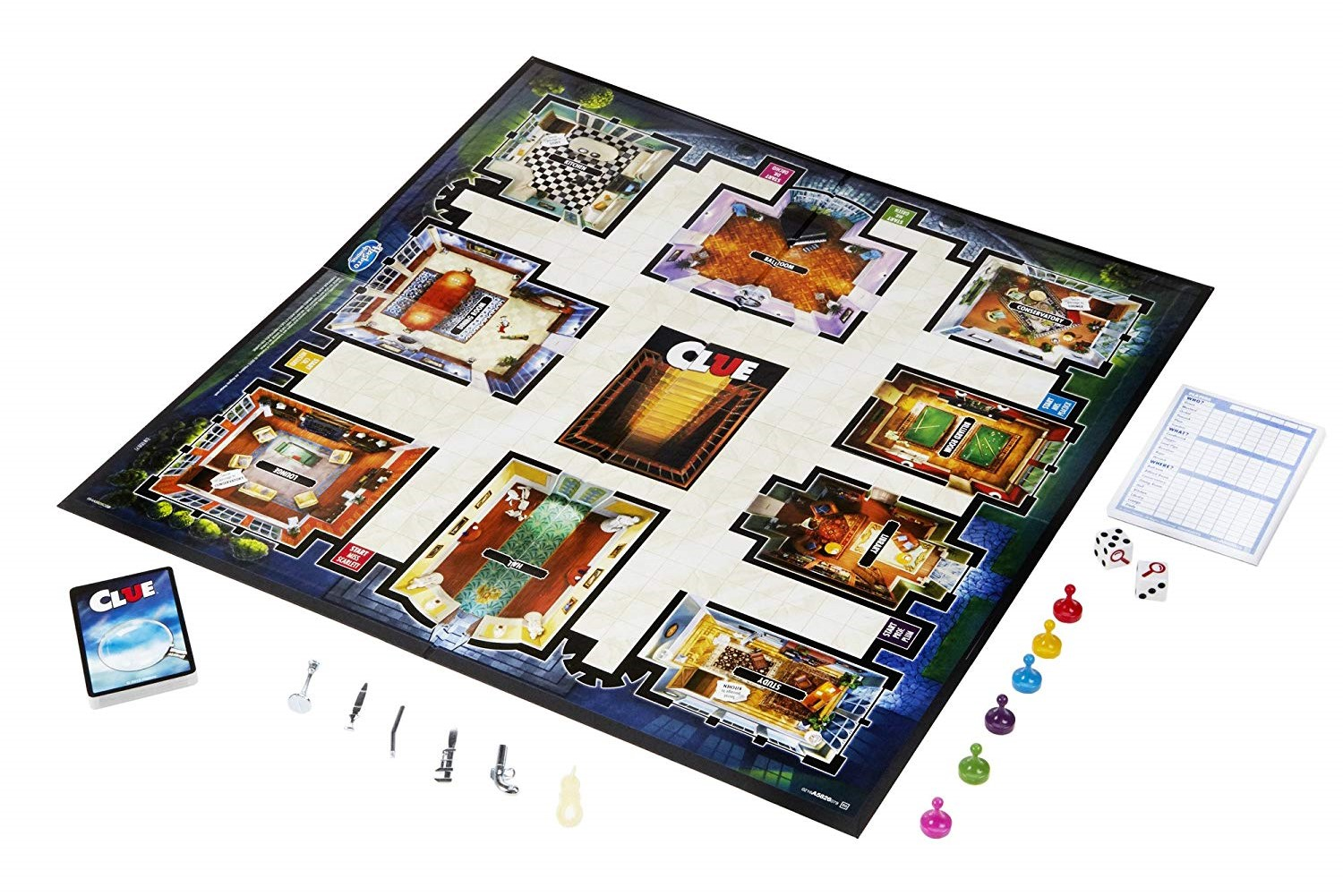 Clue + other family board games that are actually fun for adults too!