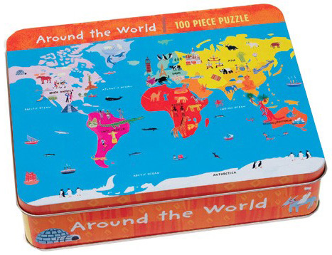 Barefoot Books Around the World puzzle