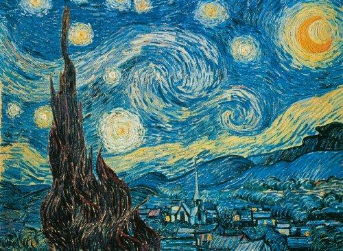 500-piece Starry Night puzzle