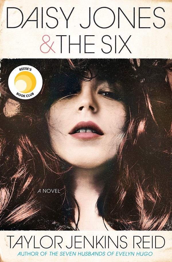 Daisy Jones & The Six; image via Amazon