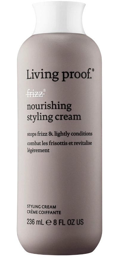 Living Proof No Frizz Nourishing Styling Cream; image via Sephora