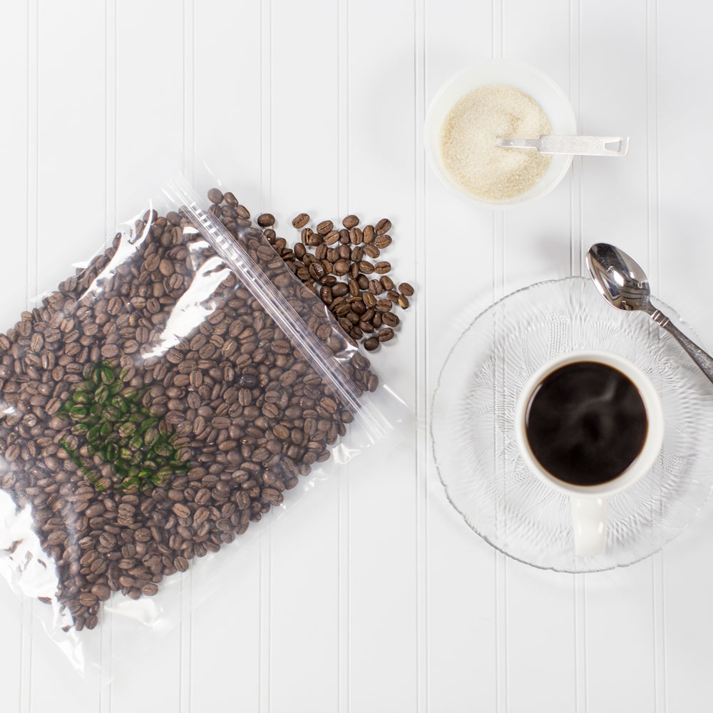 smelly proof bag coffee
