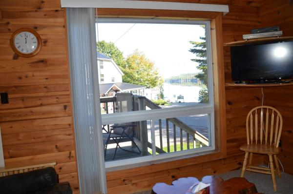 Loon`s Nest Cottage - View of Lake