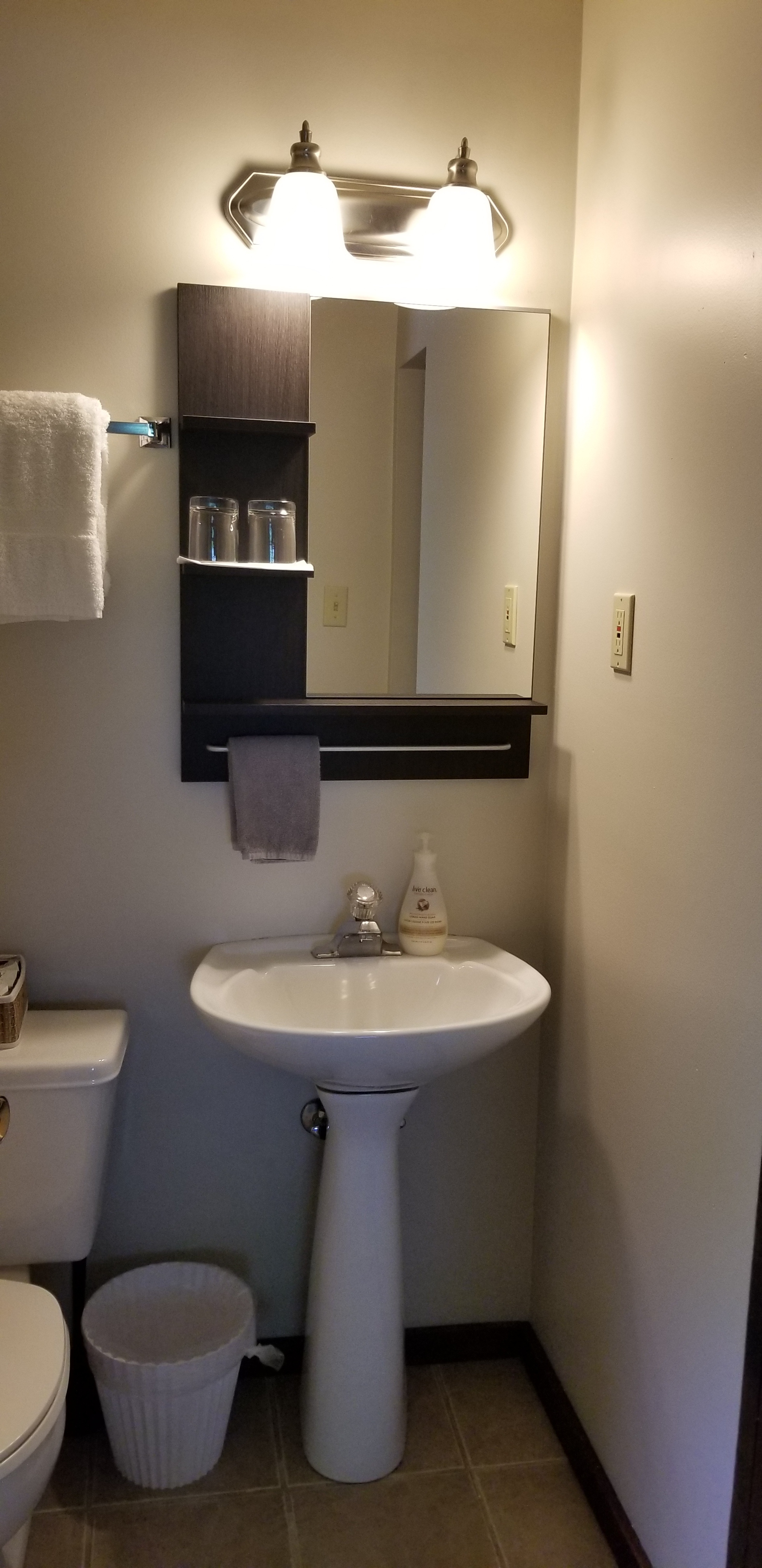 Lakeview Suite - Bathroom