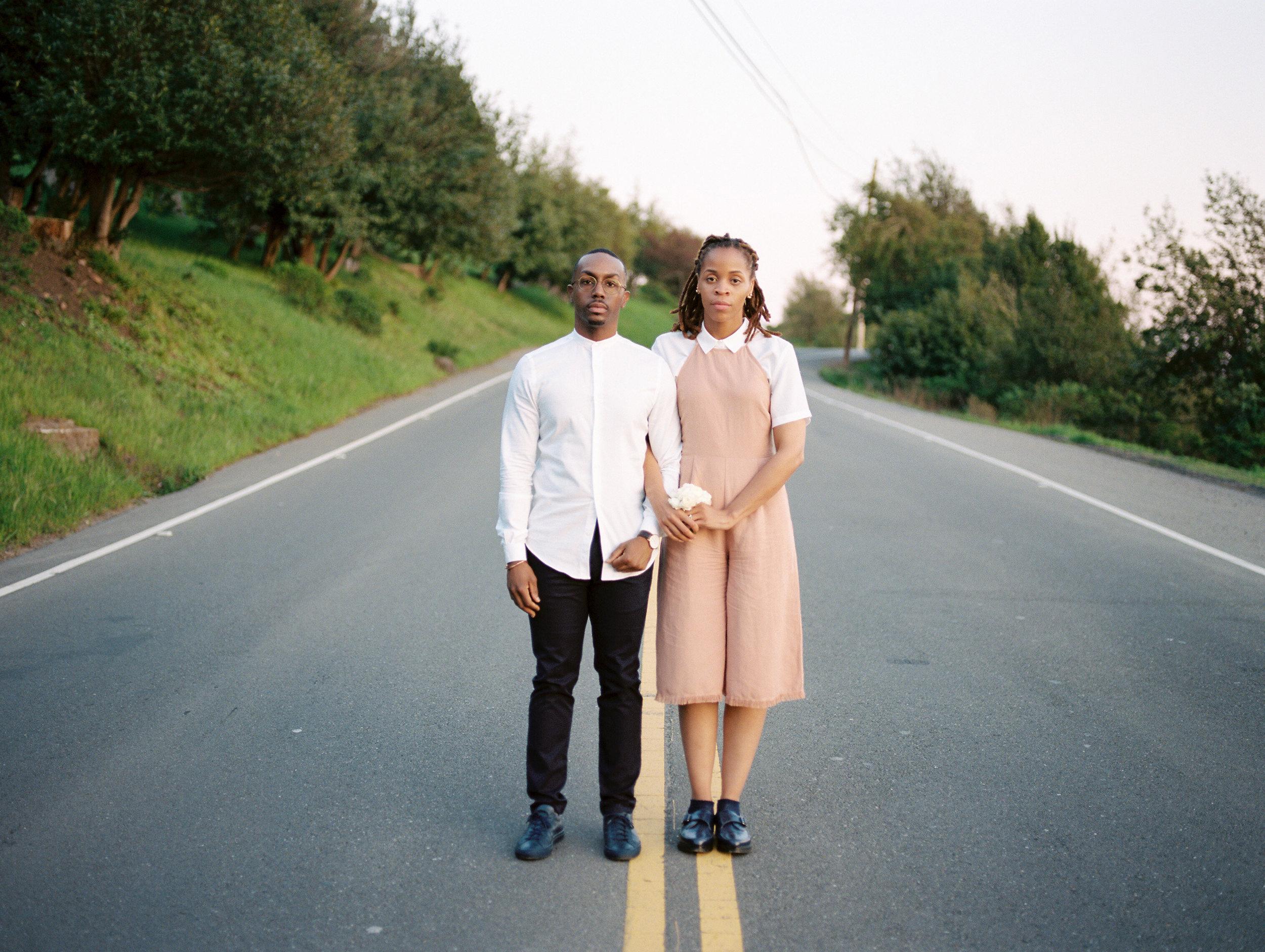 Adrian & Morgan in Oakland