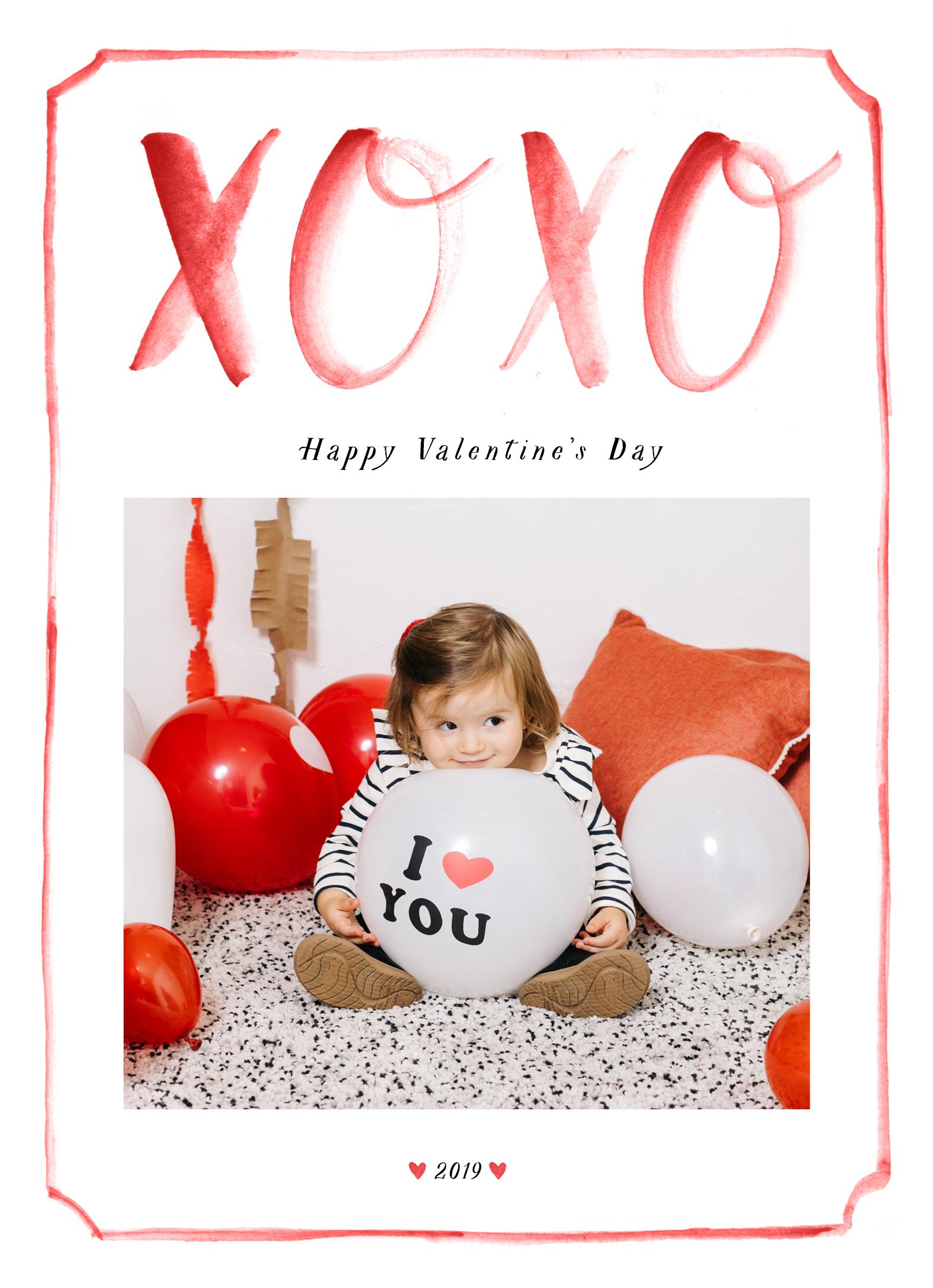 Children's Valentine