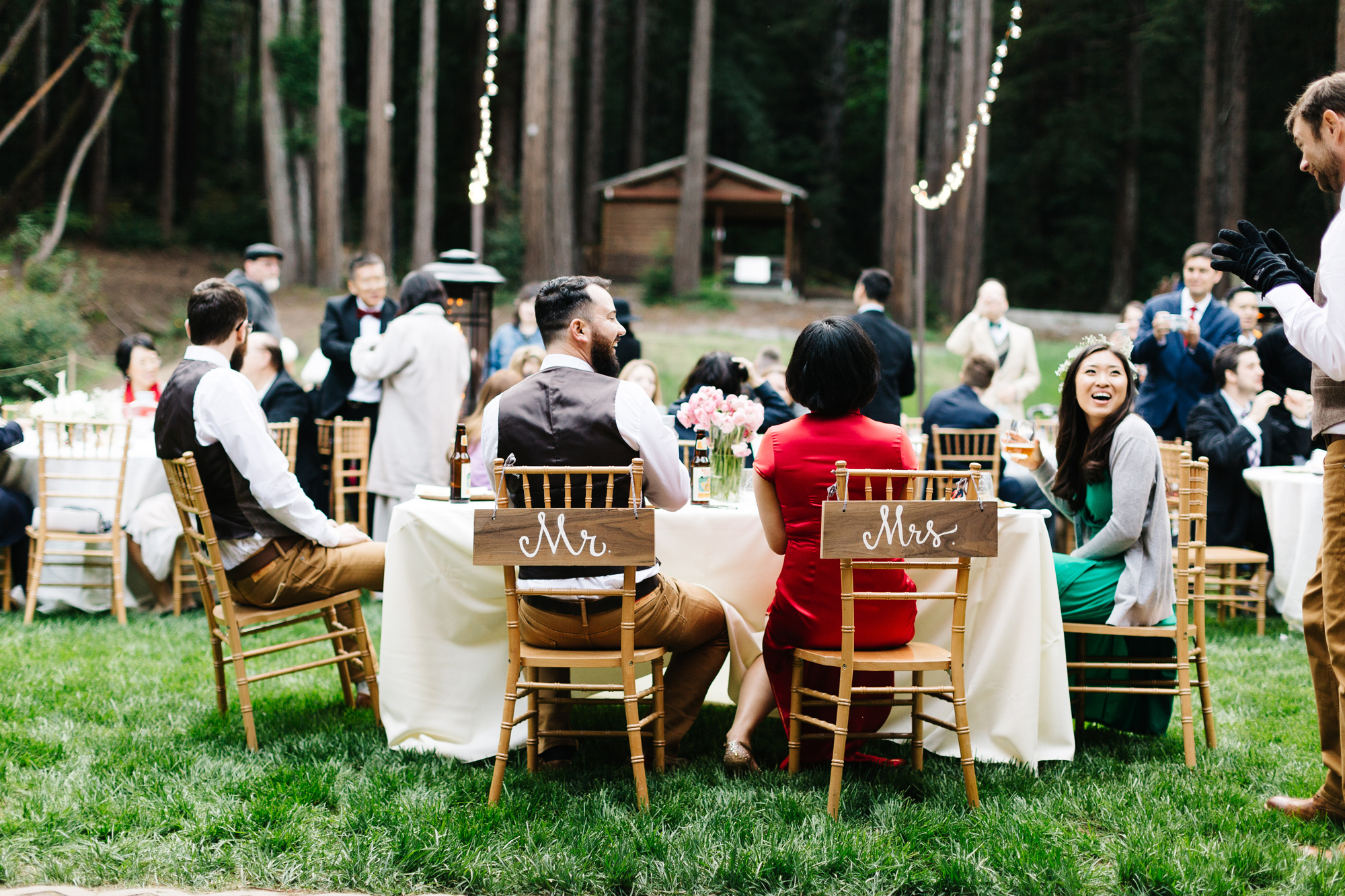 Camp Campbell YMCA Wedding
