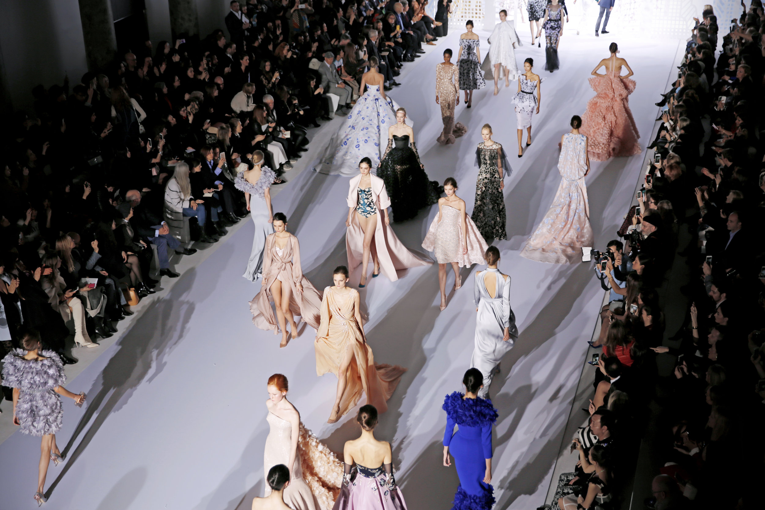 Ralph & Russo for F4D