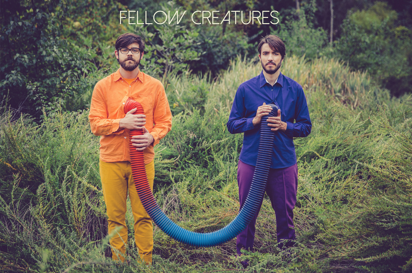 Fellow Creatures  // Promo Photo   Fashion Styling // Art Direction // Hair & Makeup // Props   Photo ©Michael O. Snyder 2014    https://www.michaelosnyder.com/