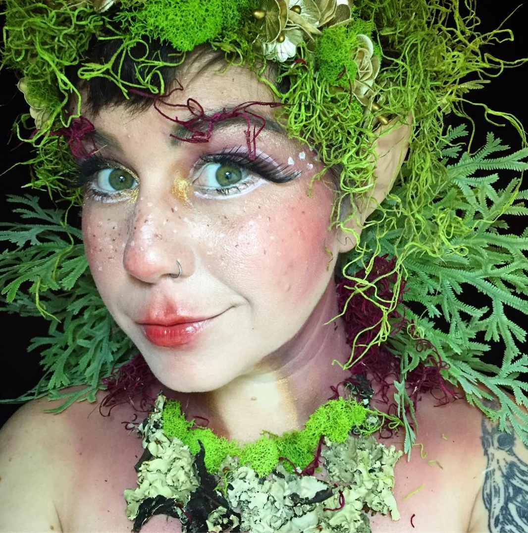 Dupe Magazine 31 Days of Makeup Challenge //2017   Day 17: Enchanted Forest