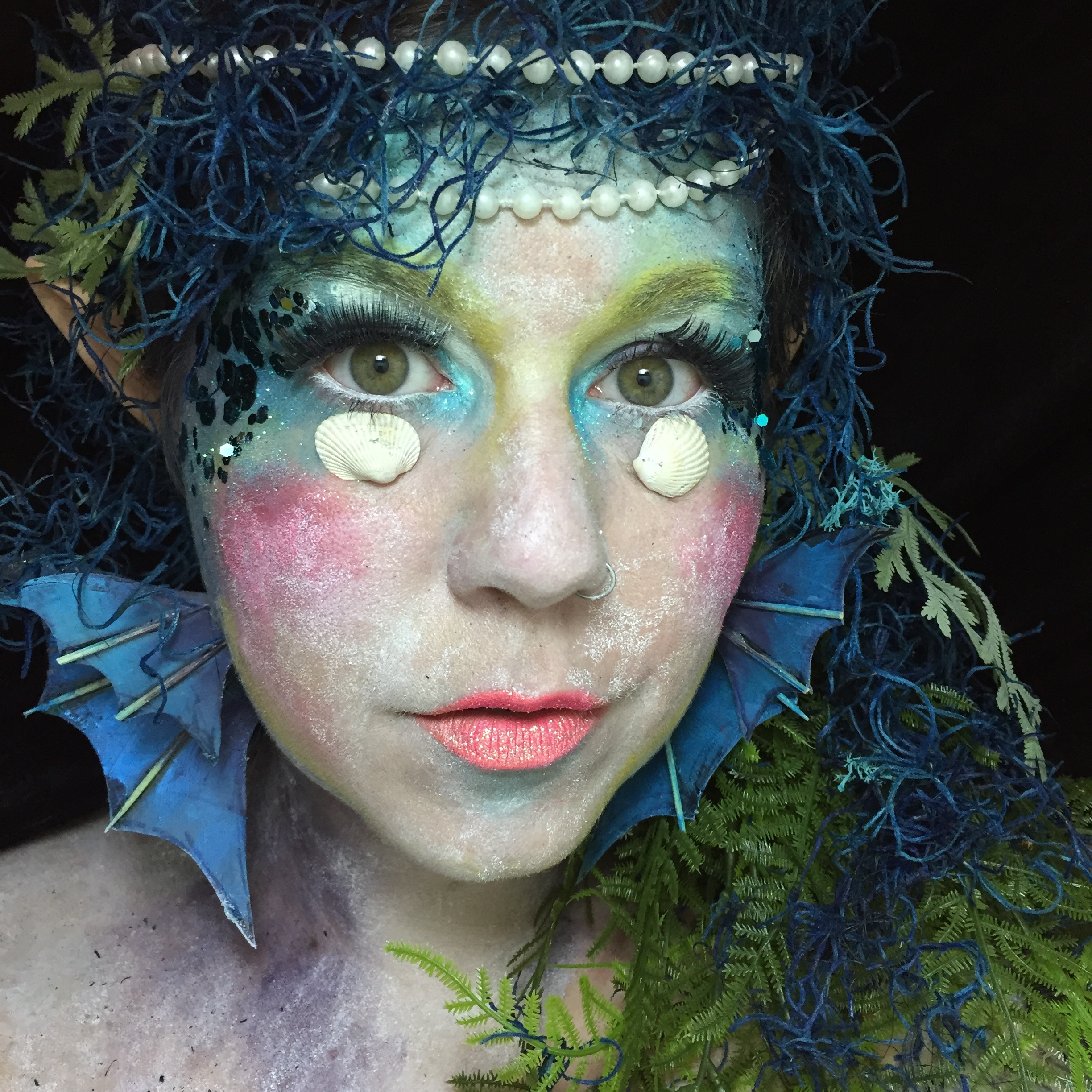 Dupe Magazine 31 Days of Makeup Challenge //2017   Day 24: Under the Sea