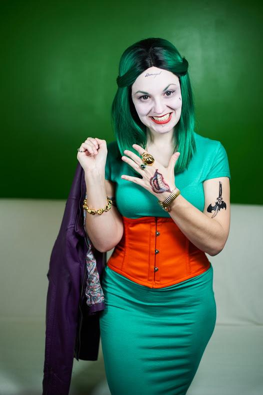 Joker-DC  Photo By  www.facebook.com/owlbearmedia
