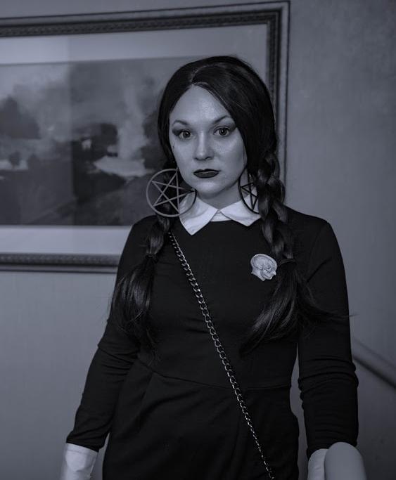 Wednesday Addams- Addams Family  Photo By Josh Thompson