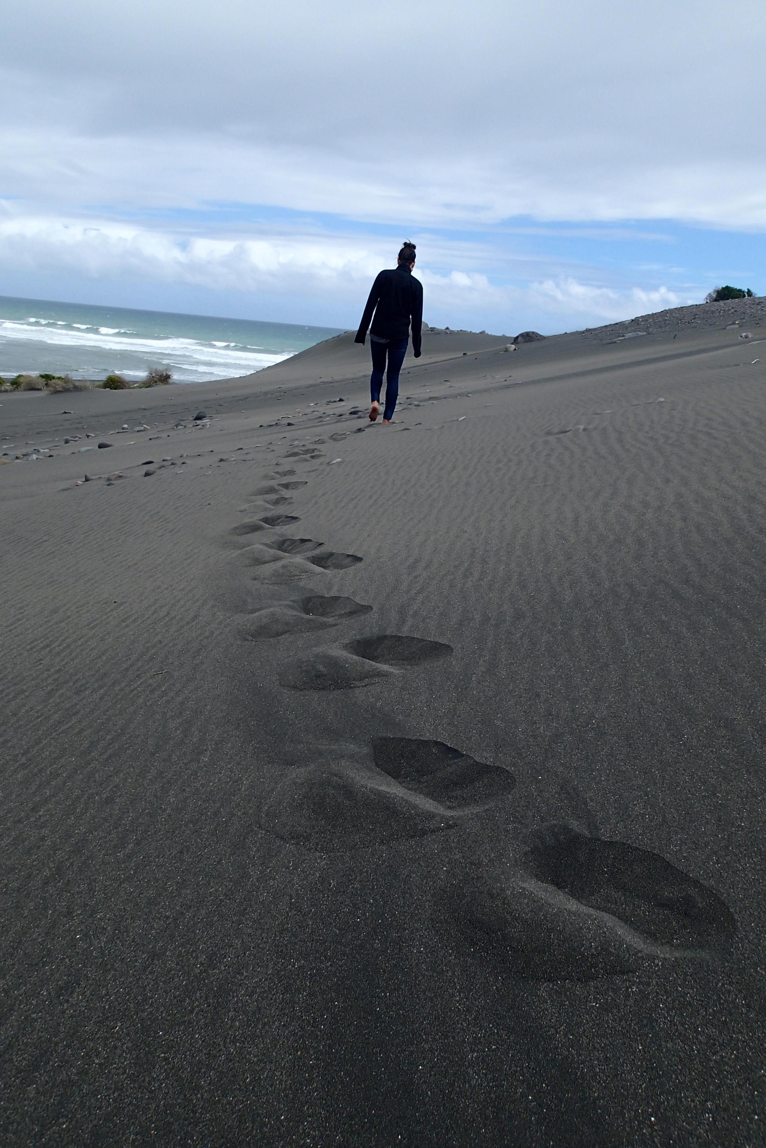 The coast is never far