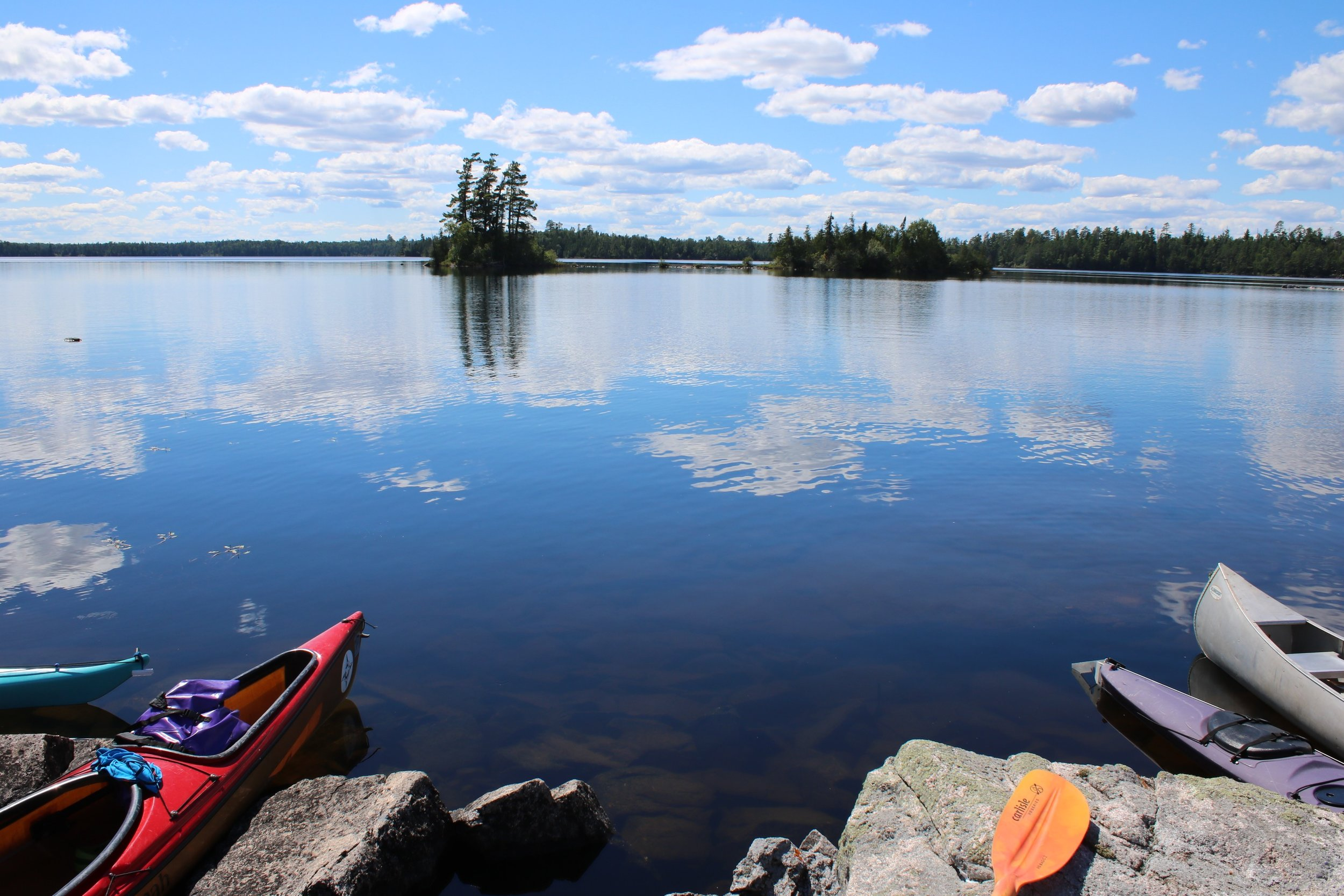 The Boundary Waters    Read Here