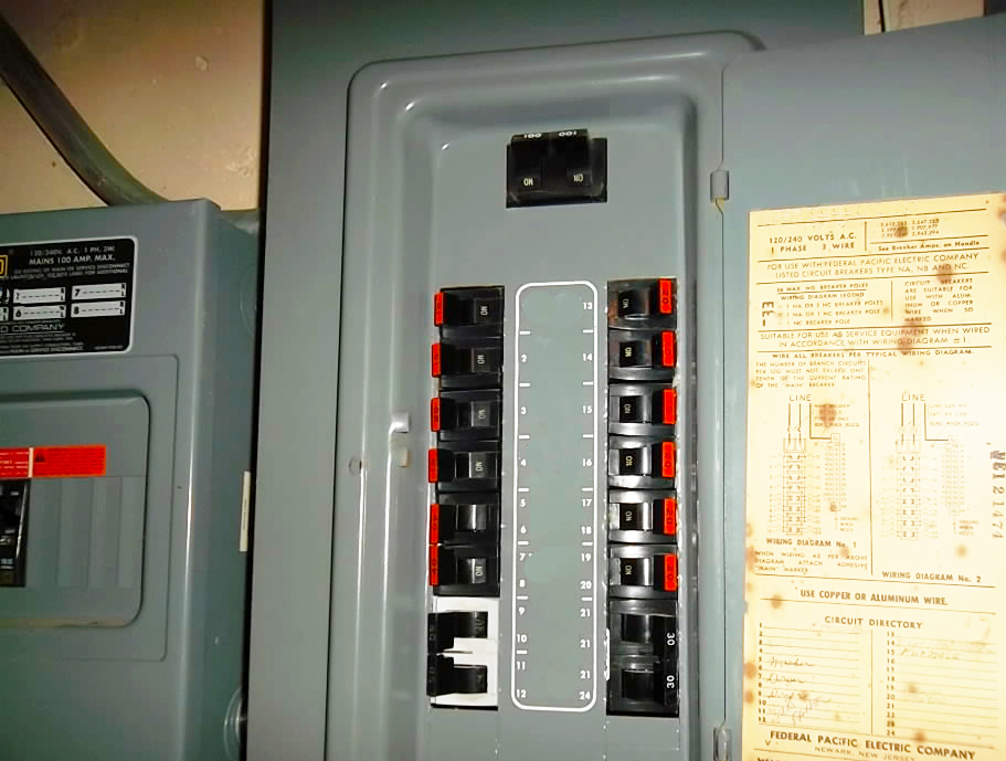 [DIAGRAM_34OR]  Homeowners Beware of these 3 Unsafe Electrical Panels — Details Home  Inspections, LLC. | Federal Fuse Box |  | Details Home Inspections