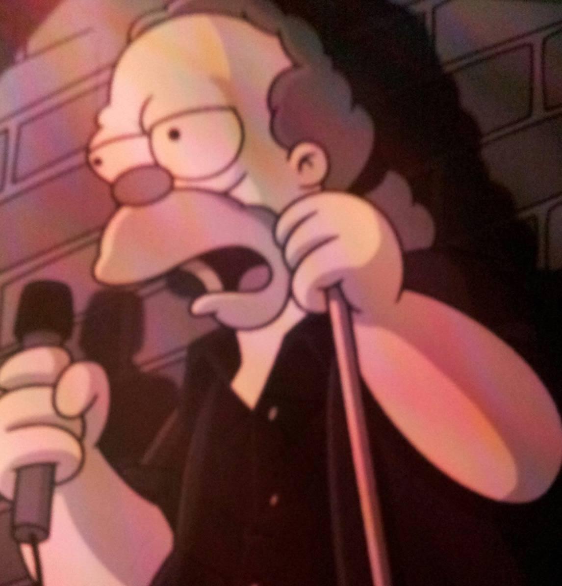 At the Springfield Improv