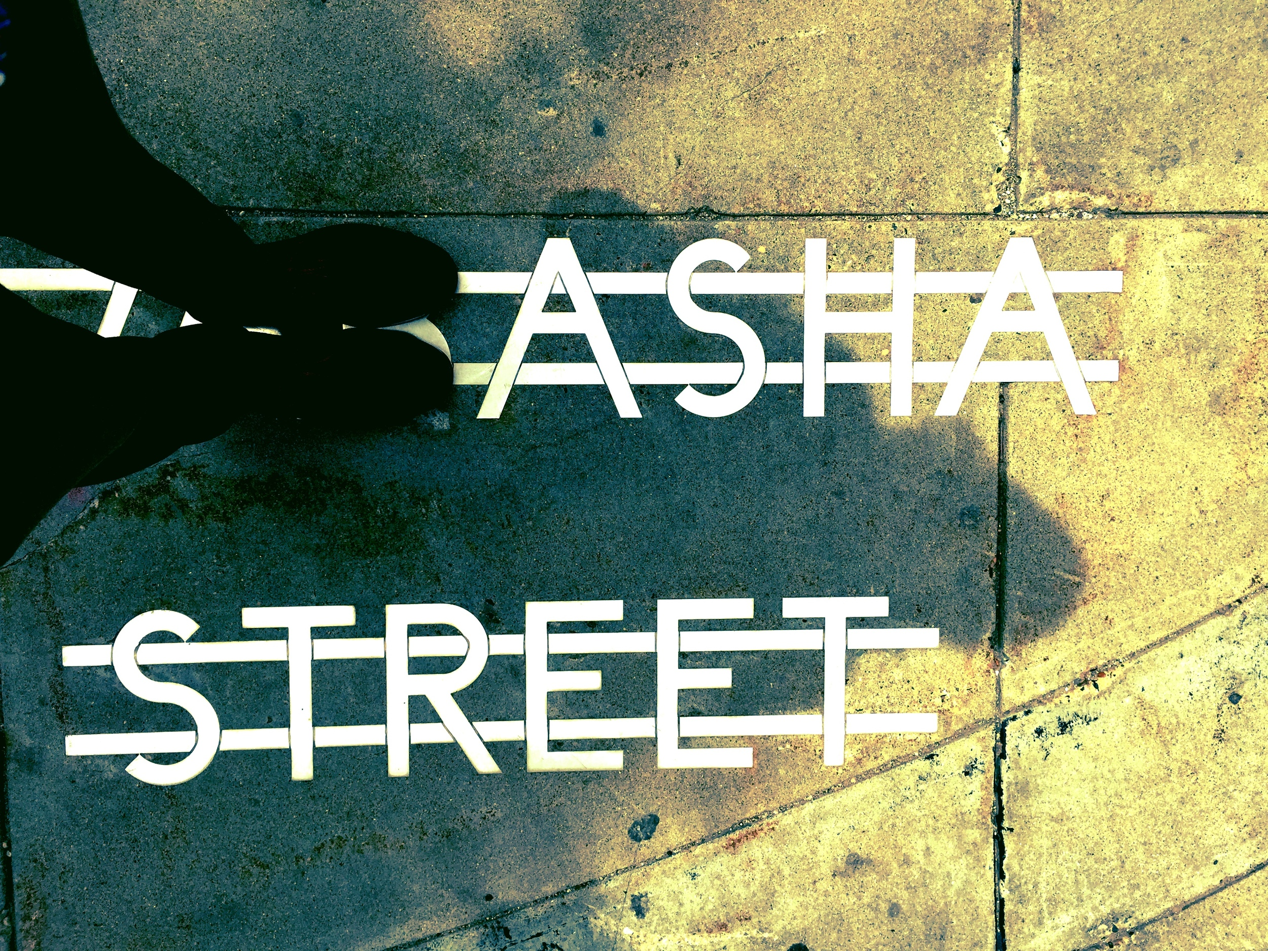 Where the Streets Have My Name