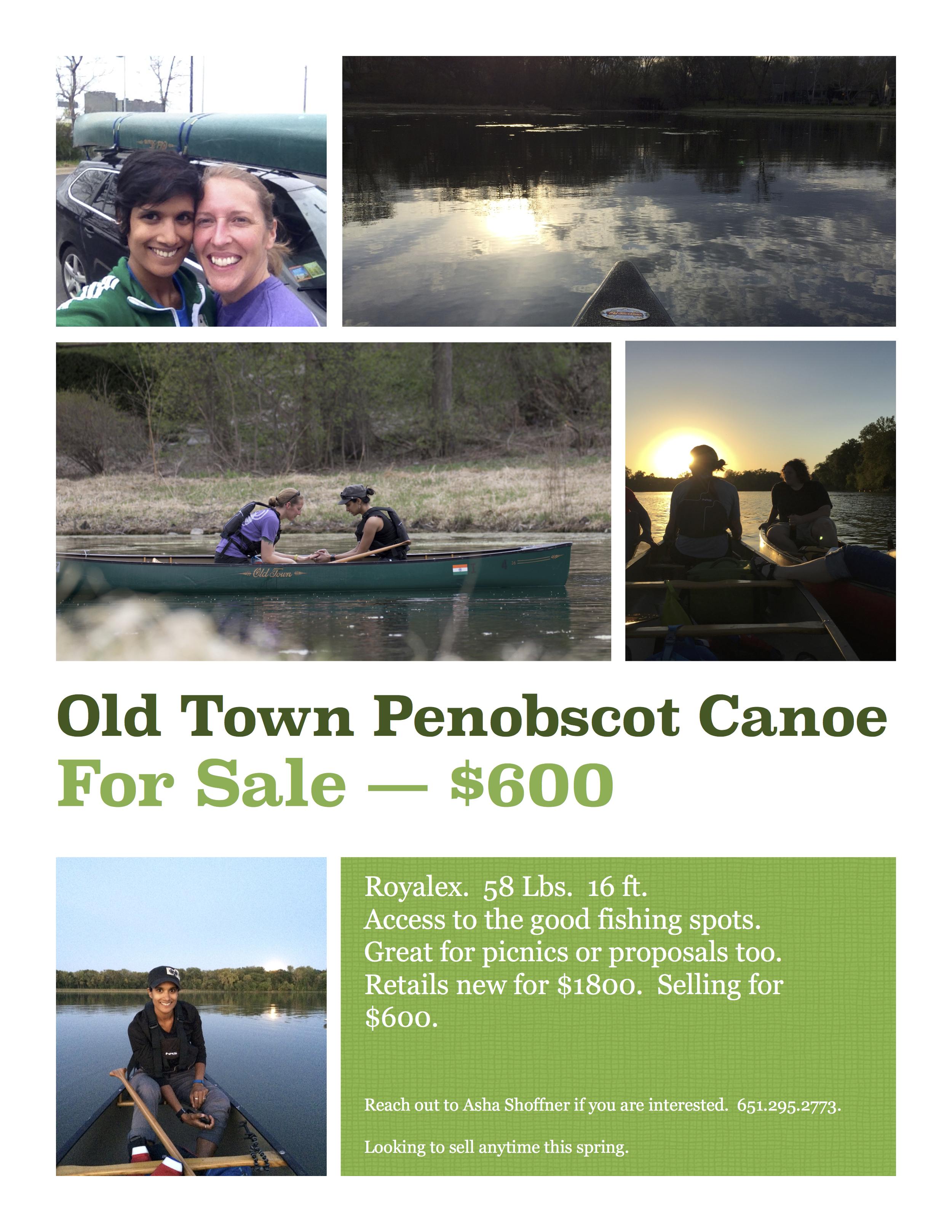 Canoe_For_Sale