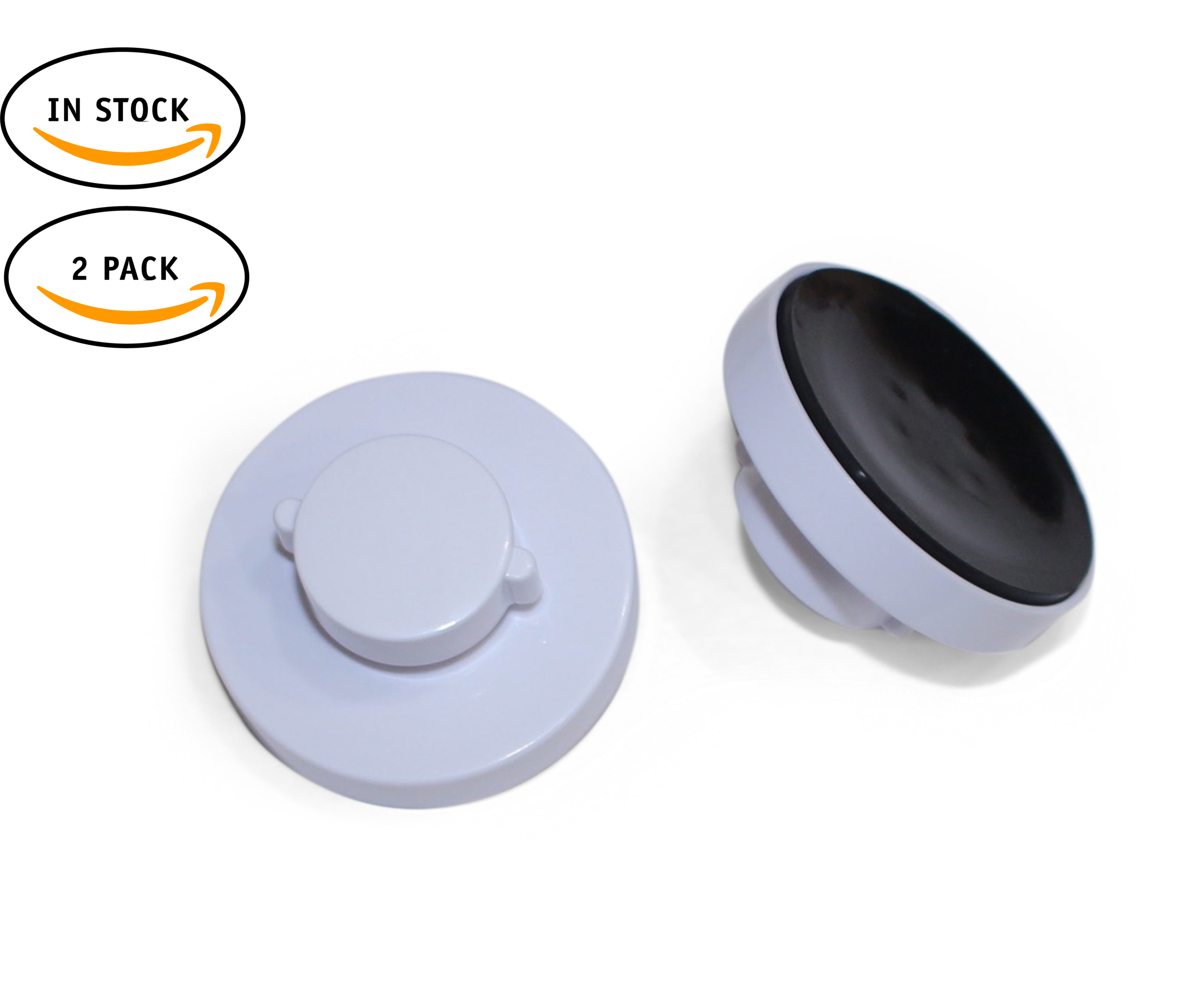 Replacement commercial-grade suction cups $9.75