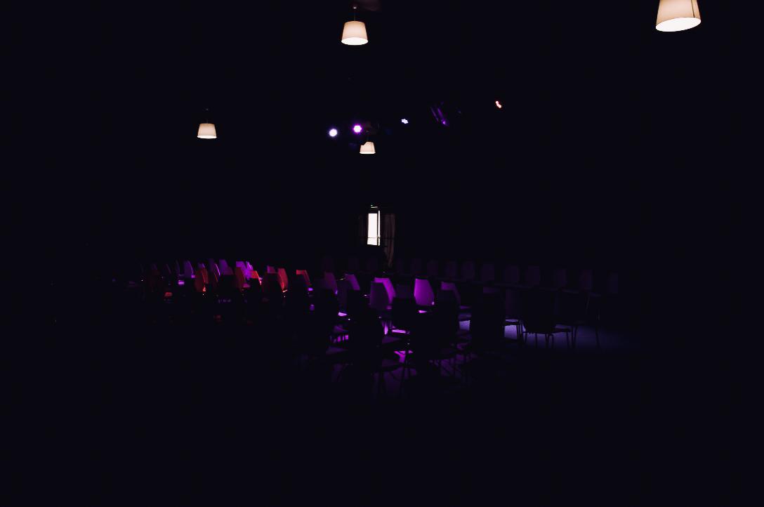 Seats in the Dark