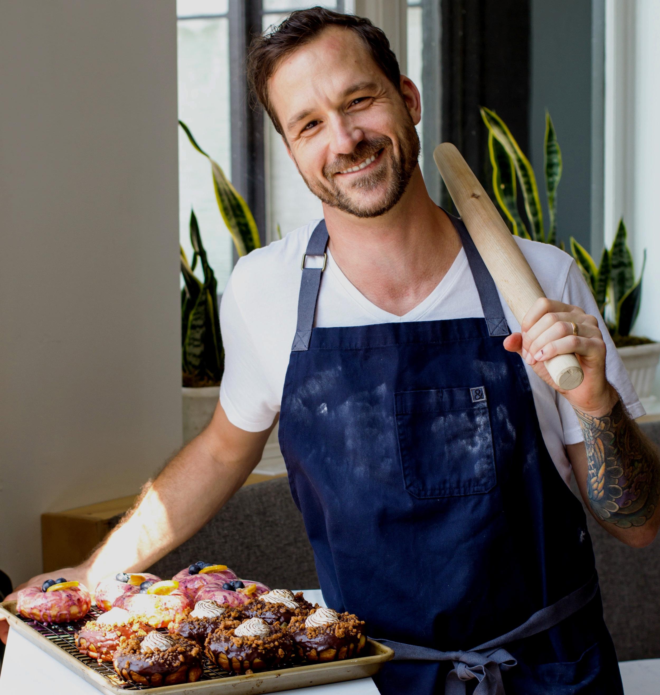 John Burnett - Owner and Head Baker