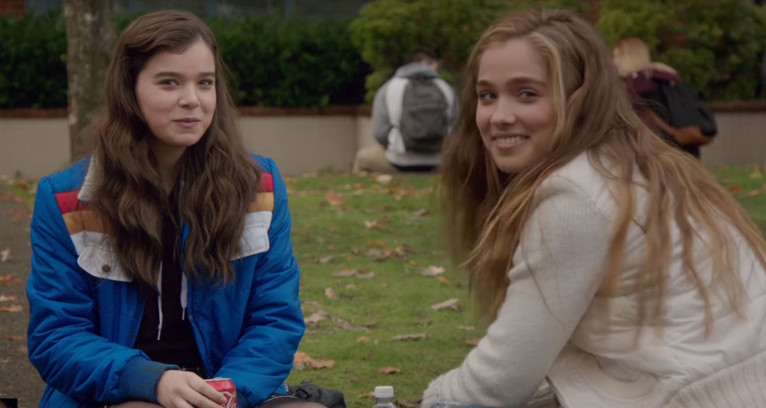 The Edge of Seventeen (2016) *** — Talk Movie To Me