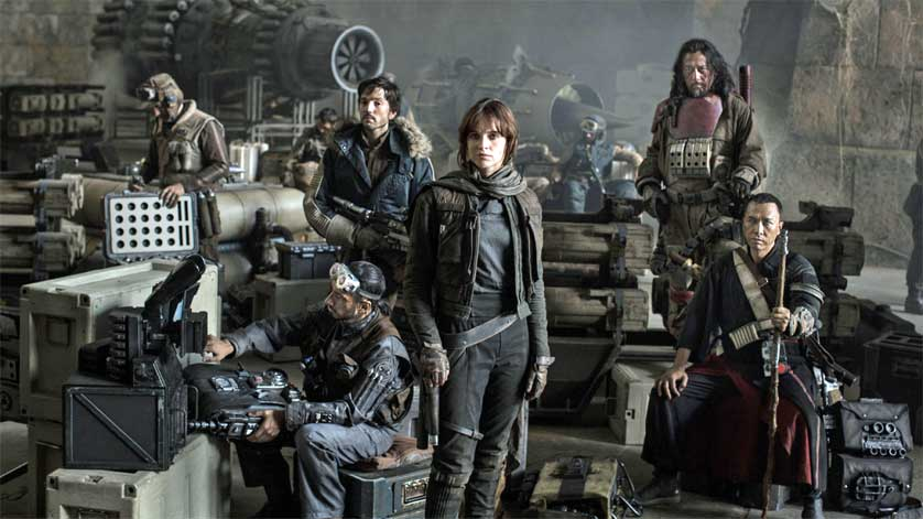 Rogue One A Star Wars Story 2016 1 2 Talk Movie To Me