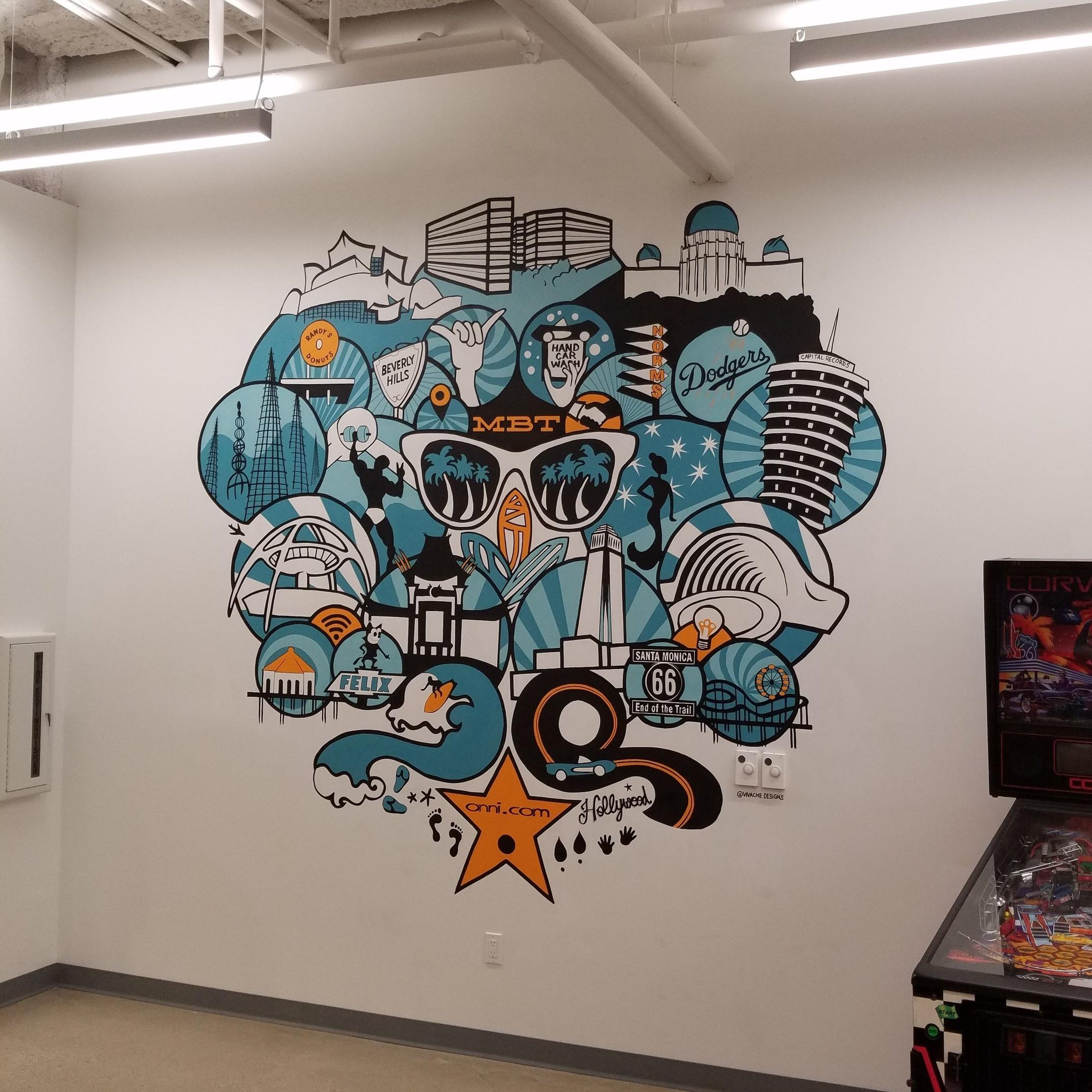 Vivache Designs Custom Commercial Wall Mural .jpg