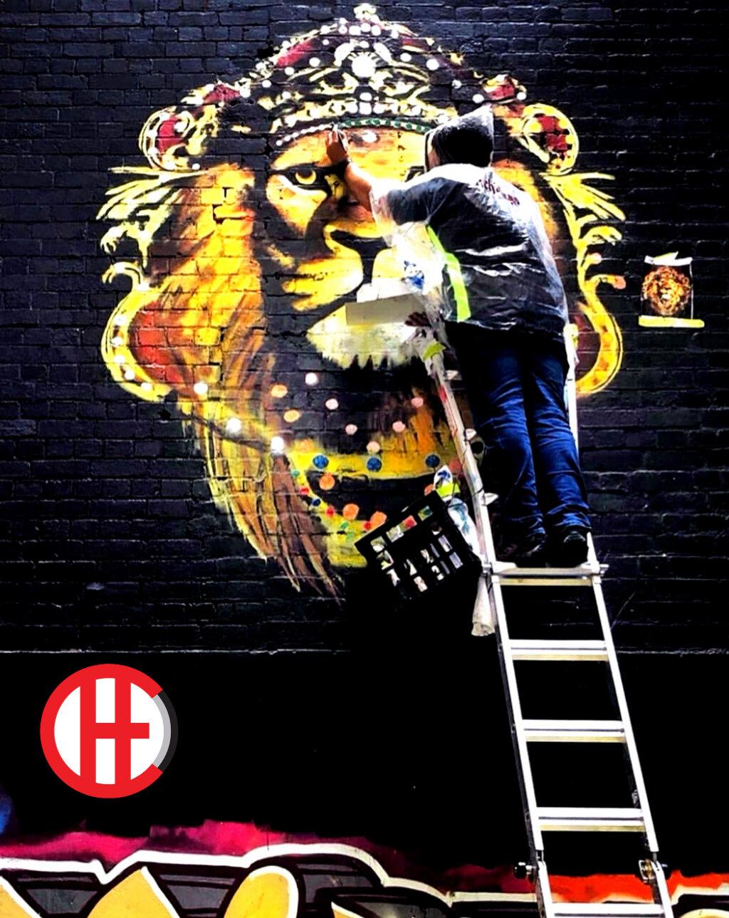 Mural Painters LA mural Artist Muralist Street Artist Wall MURALS  LA Vivache Designs.jpg