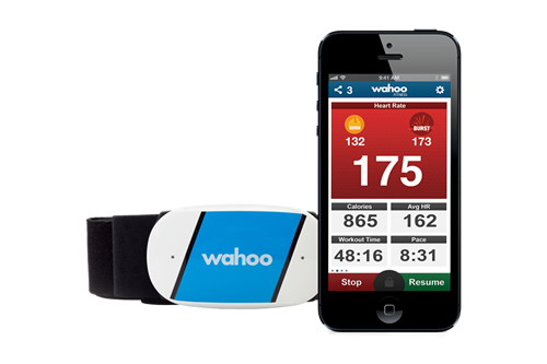 Wahoo Heart Rate Monitor