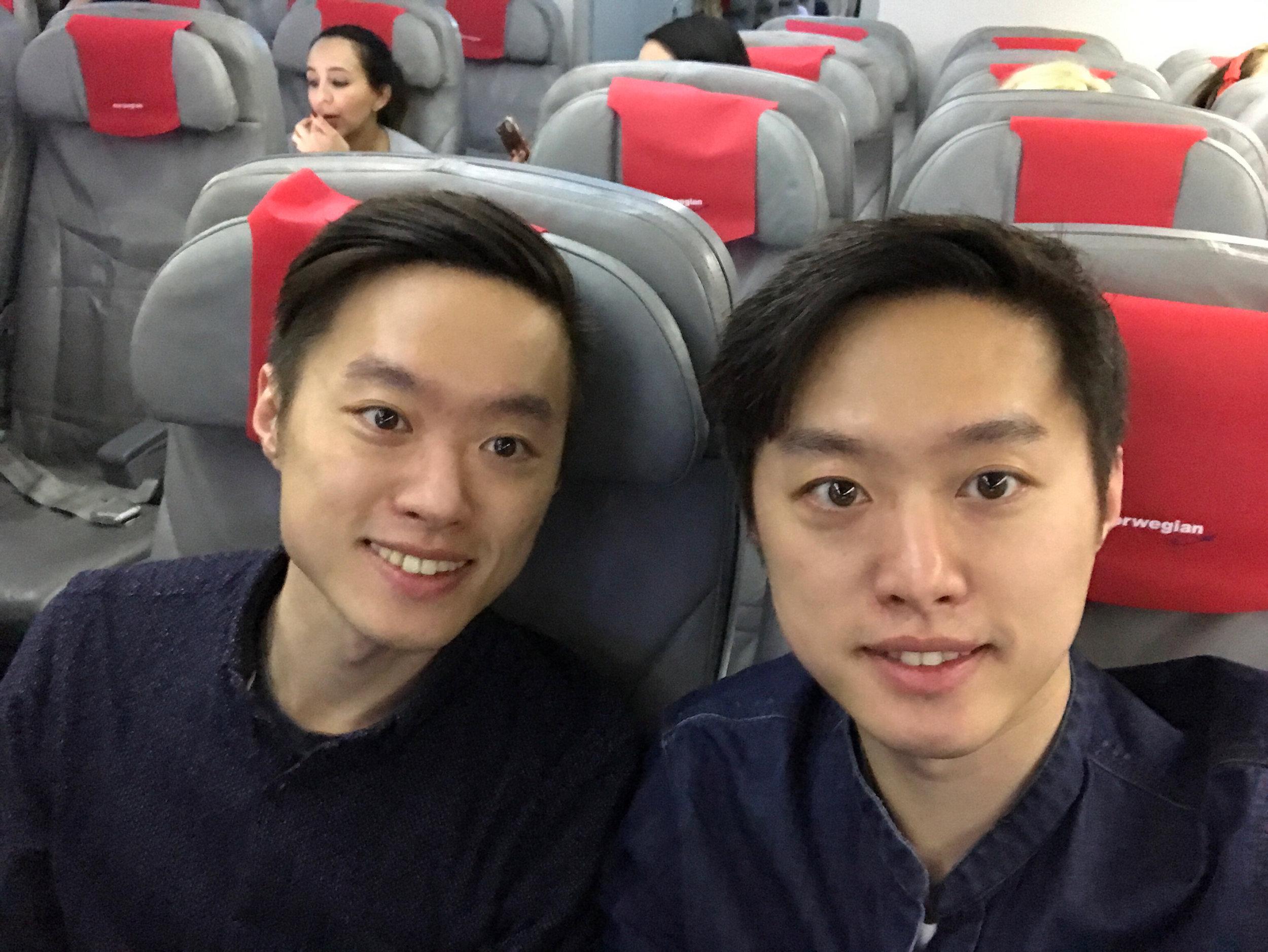 Off to NY!!