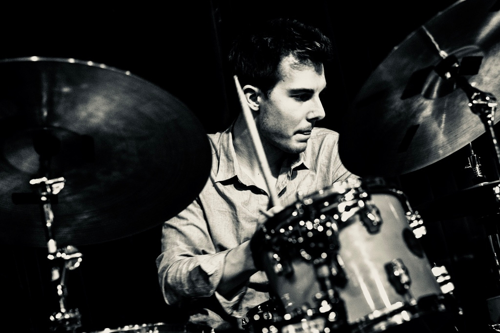 Vaclav Palka, drums