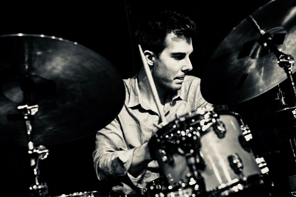 Vaclav Palka, Schlagzeug