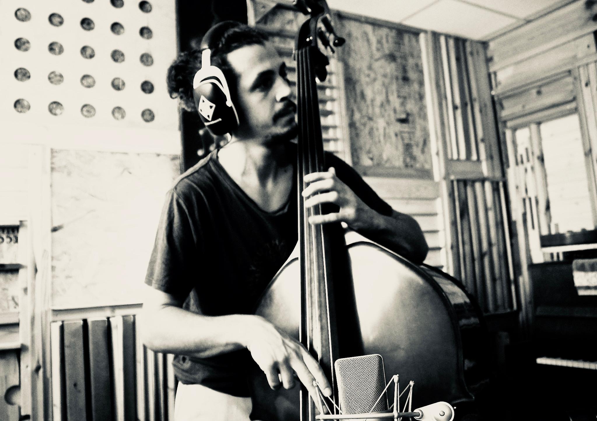 Nadav Erlich, upright bass