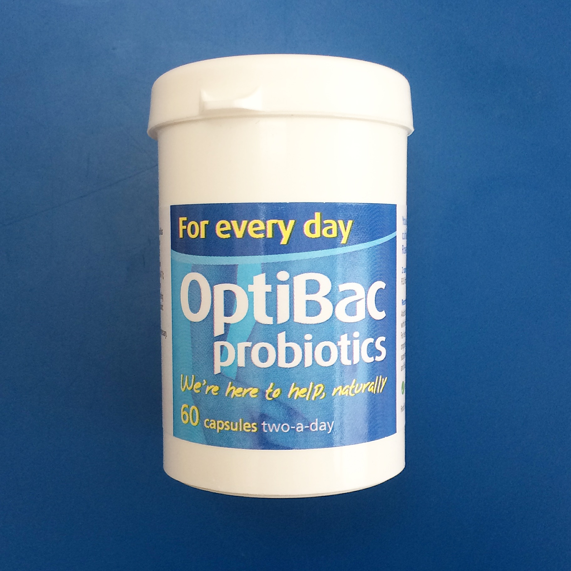 Probiotics for fertility - The Preggers Kitchen - Optibac