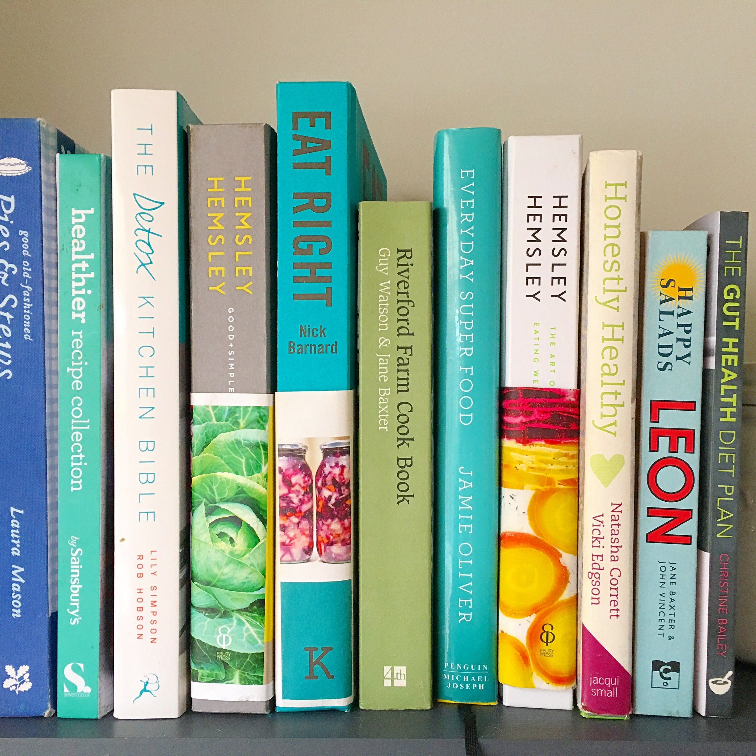 Top five cookbooks for fertility and PCOS