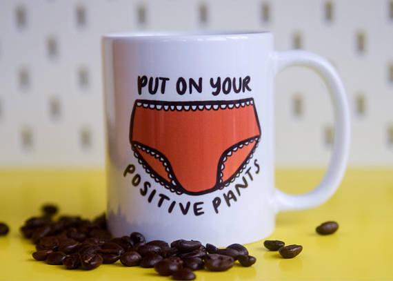 IVF gift ideas - Positivity pants mug.jpg