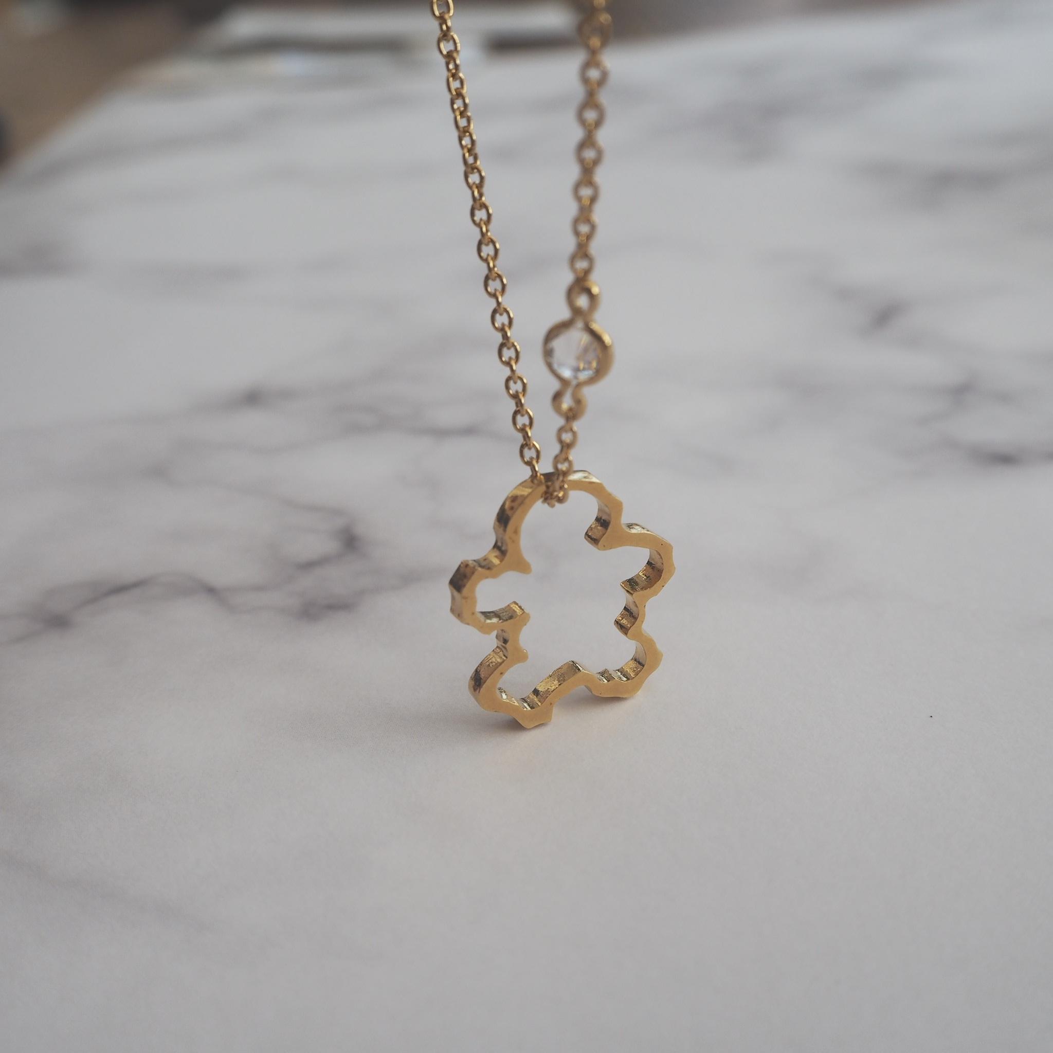Jizo & Chibi - giveaway necklace