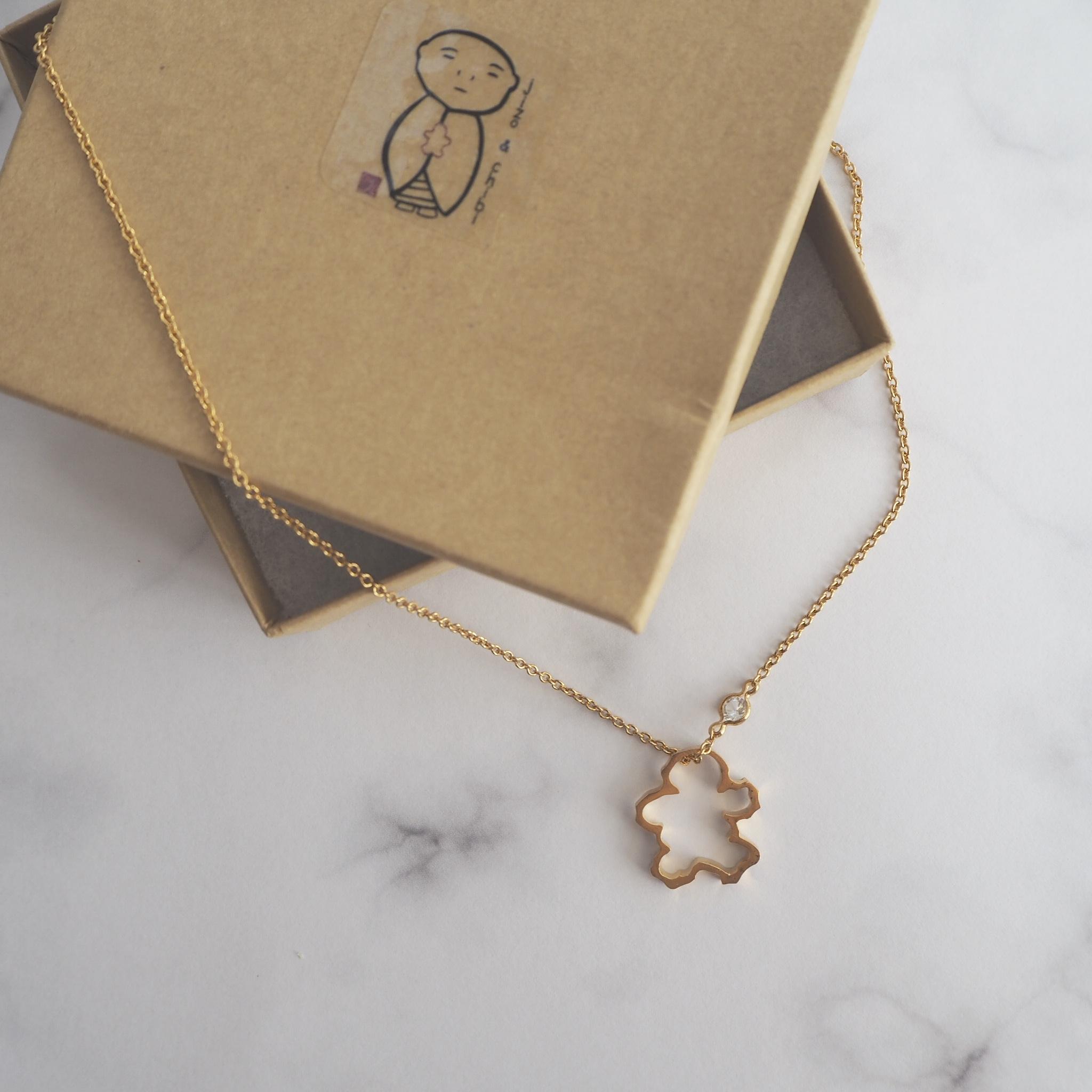 Jizo & Chibi necklace giveaway