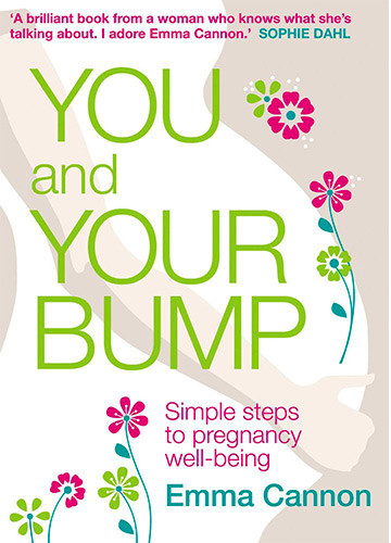 You and Your Bump - Emma Cannon book giveaway