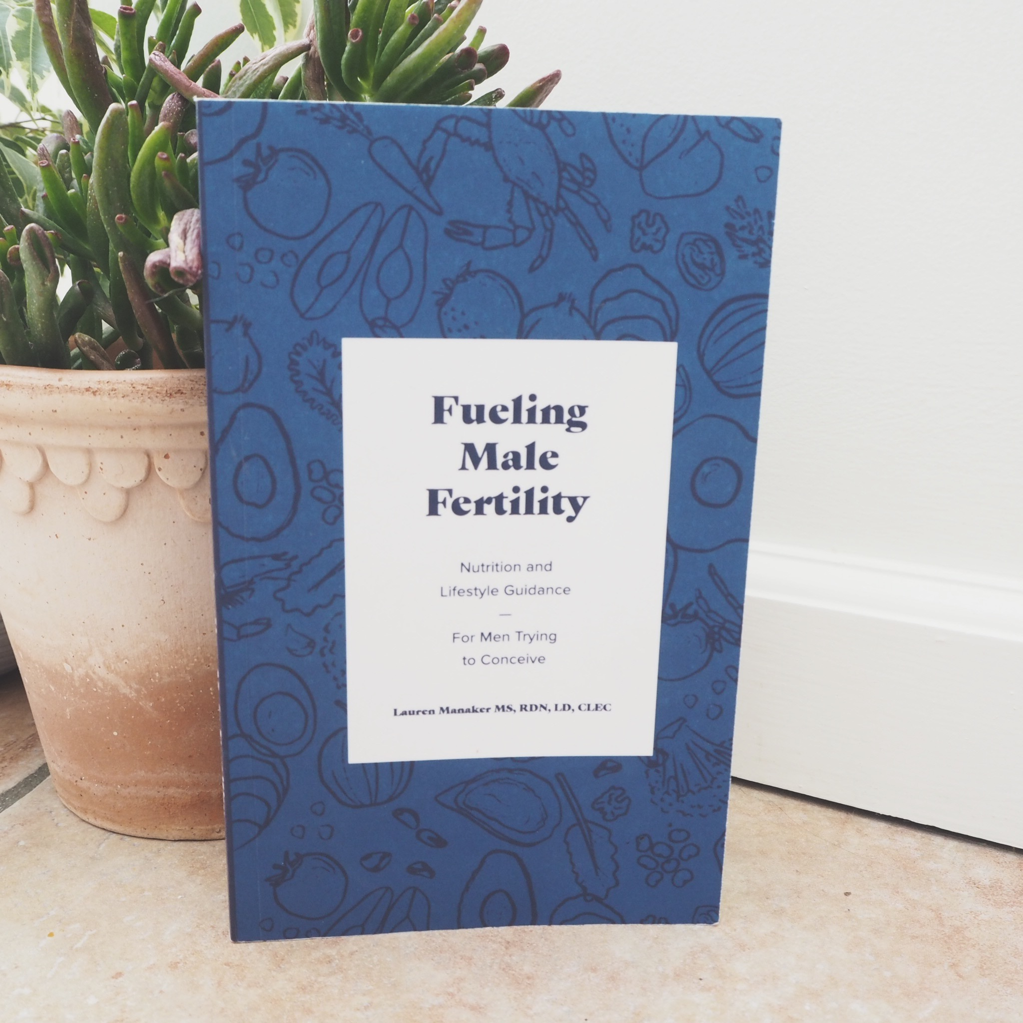 Book review of fueling male fertility by Lauren Manaker - best books on male fertility and sperm health