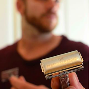 The personal barber father's day giveaway shaving kit