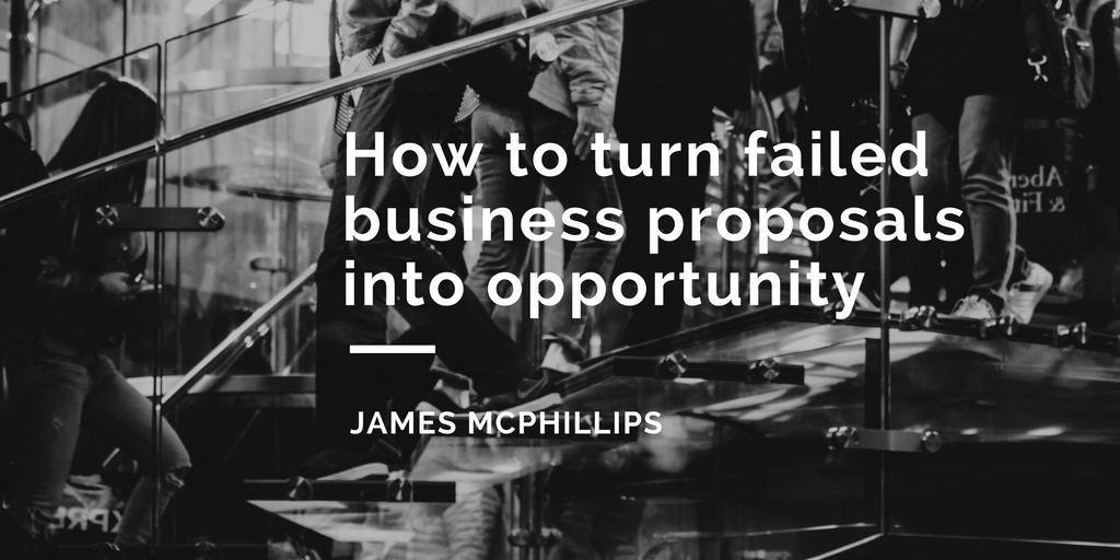Header image how to turn failed business proposals into opportunity
