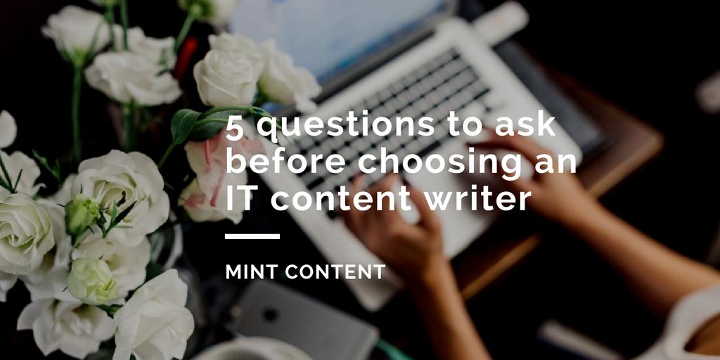 how to choose a winning copywriter