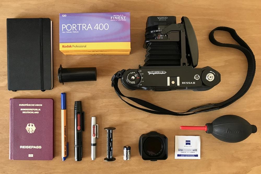 Mein Travel Kit