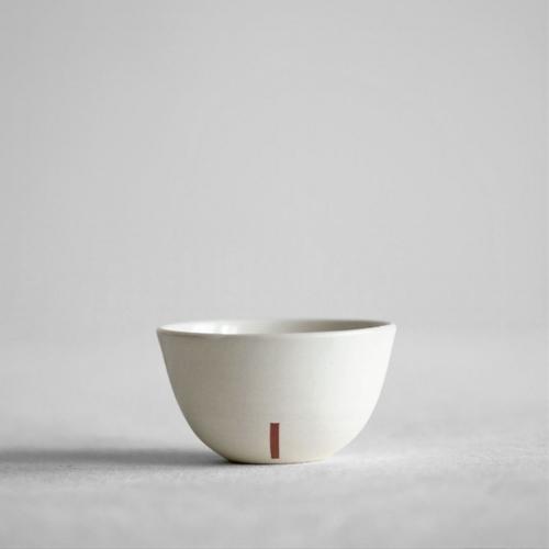 Tea bowl by  Takeshi Omura