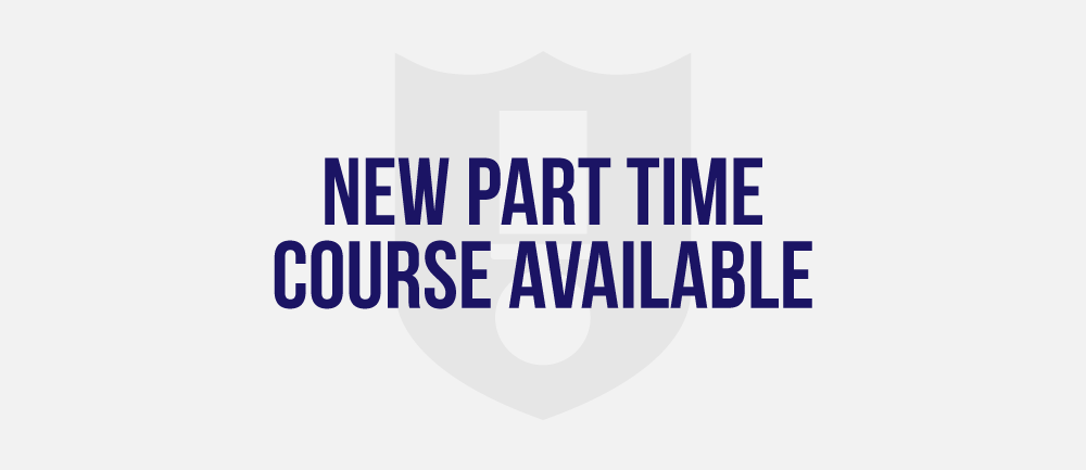 part-time-course-available