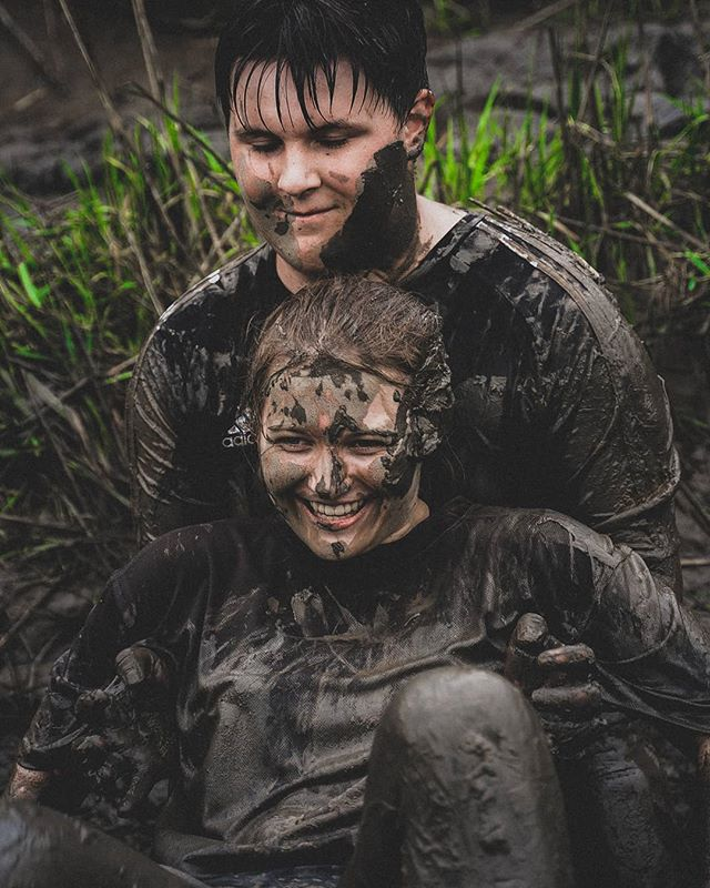 Throwback to one of our mud runs earlier in the year! Always great fun #ForcesPrepped