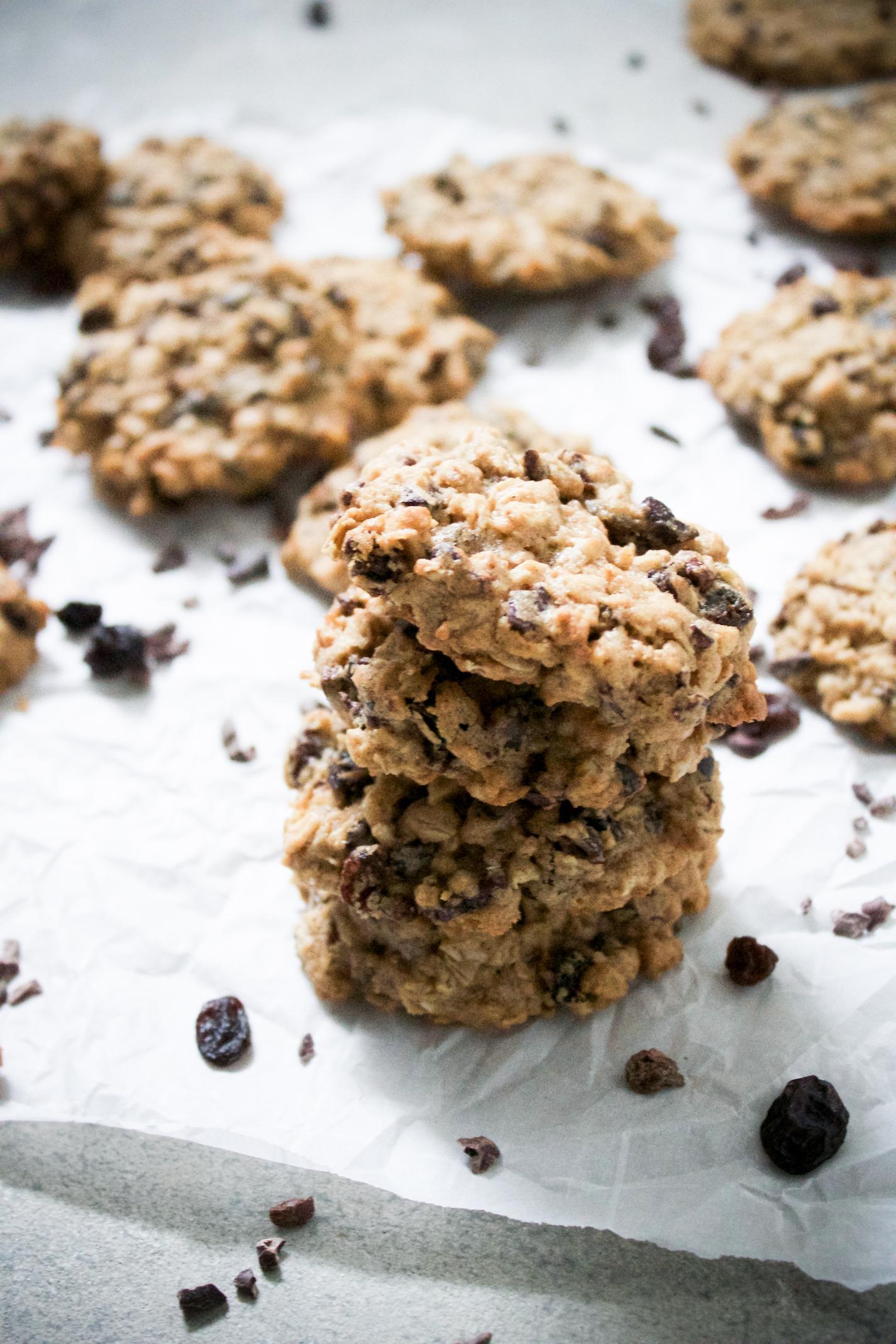 Oatmeal raisin cacao nib cookies 6.jpg